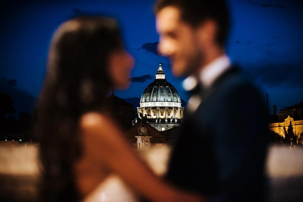 Miglior fotografo di matrimonio Roma