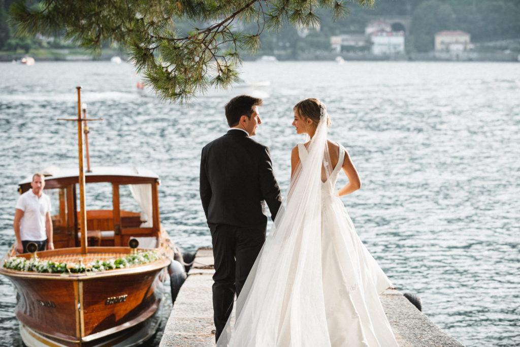 Fotografo di matrimonio Como