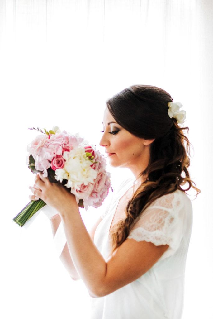 Bouquet da sposa a Roma