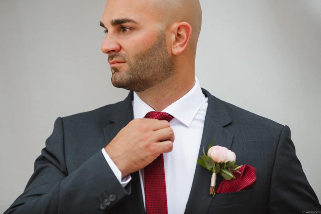 Fotografo di matrimonio a Roma