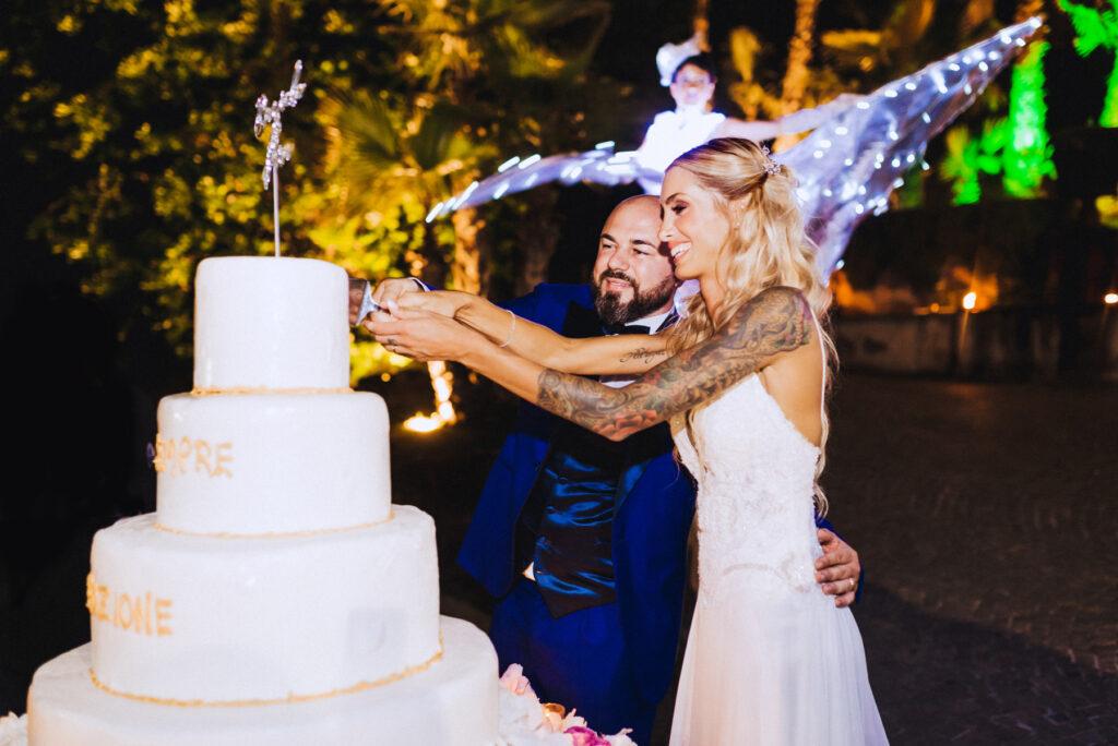 Matrimonio al Castello di Tor Crescenza