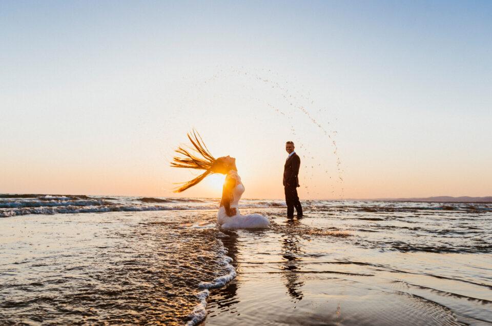 Location matrimoni sul mare