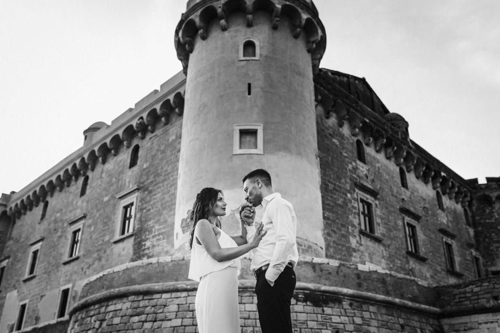Servizio fotografico prematrimoniale a Ladispoli