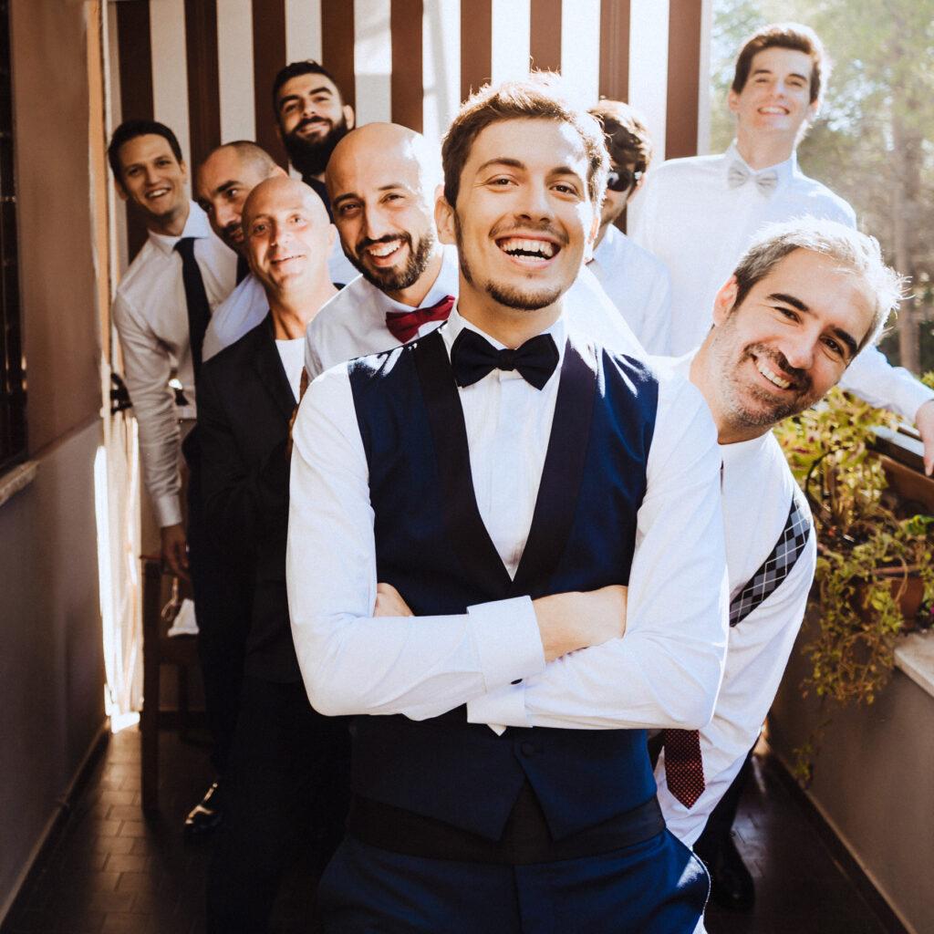 Fotografo di matrimonio a Viterbo