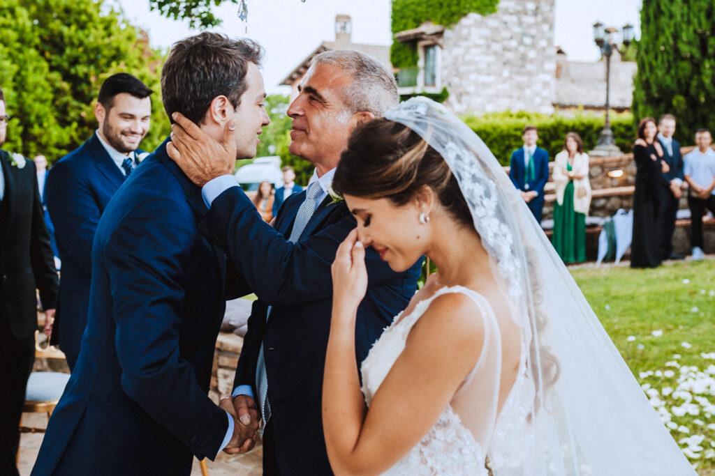 Fotografo di matrimonio a Tenuta di Ripolo