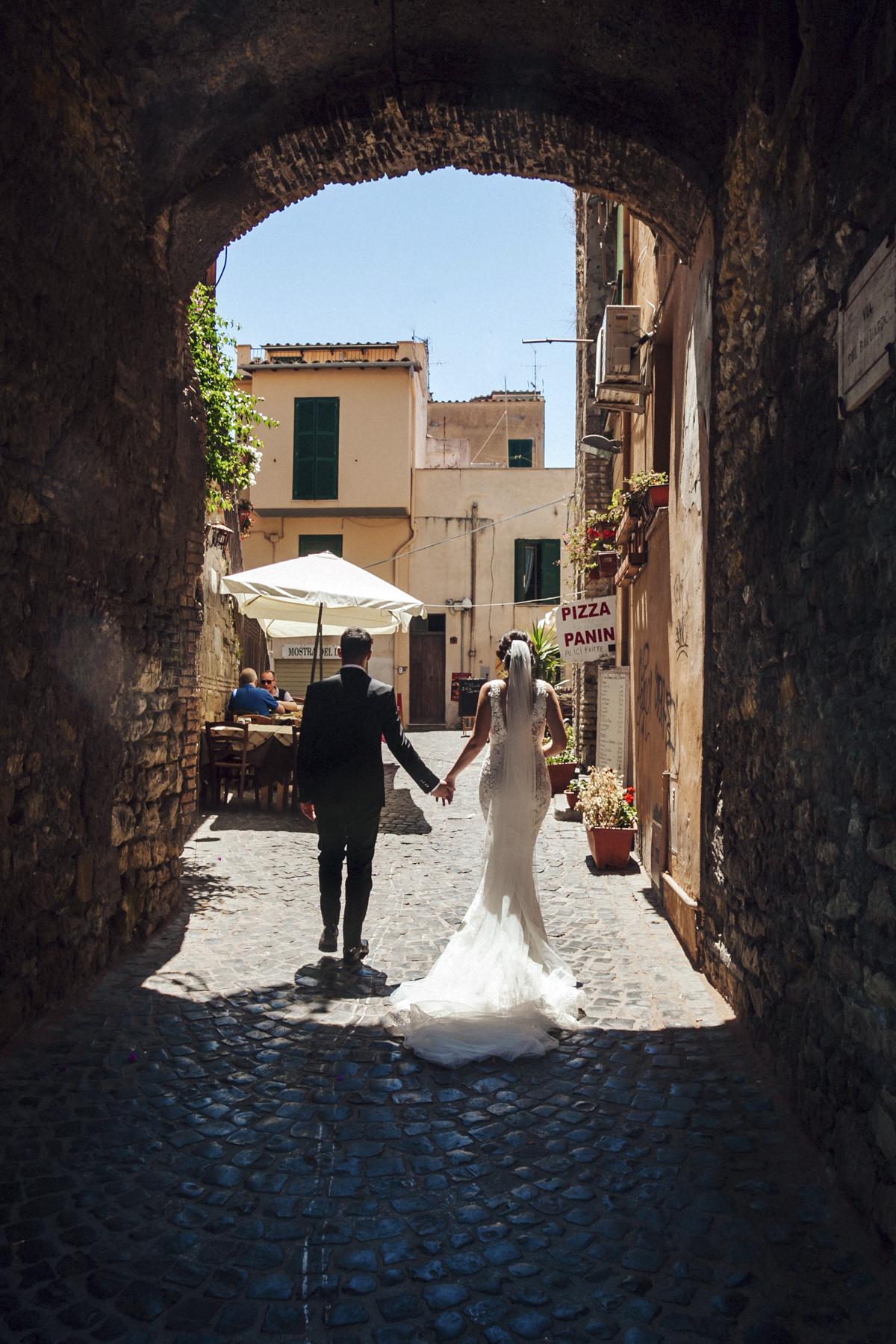 Foto di matrimonio a Nettuno