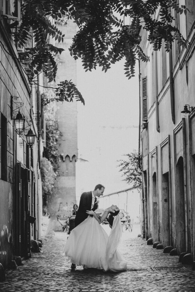 Matrimonio in Palazzo Storico a Roma